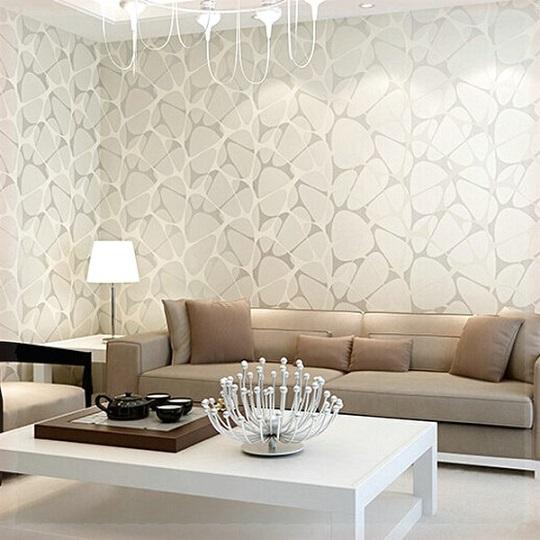 Memilih Desain Wallpaper Ruang Tamu Sesuai Tema Ruangan5