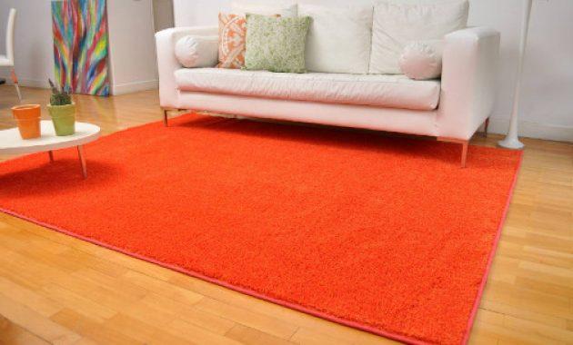 karpet orange lucu