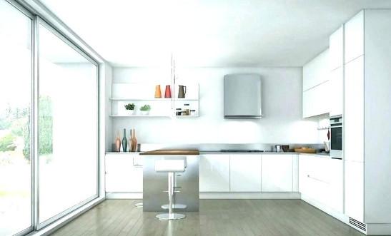 kitchenset putih mulus bagus