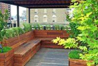 ruang santai ruang keluarga di atap rumah