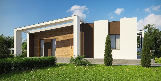 rumah kotak modern desain kini - Desain Rumah Unik
