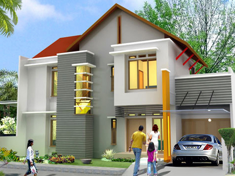 Tips Desain Exterior Rumah Minimalis