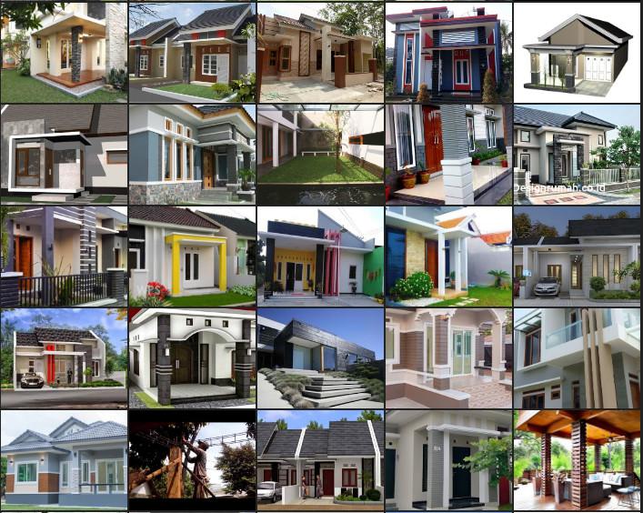 Tiang Dak Teras Rumah Minimalis Untuk Kaki Penopang Atau Penahan Teras Atap