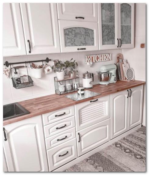 gaya dapur retro klasikal