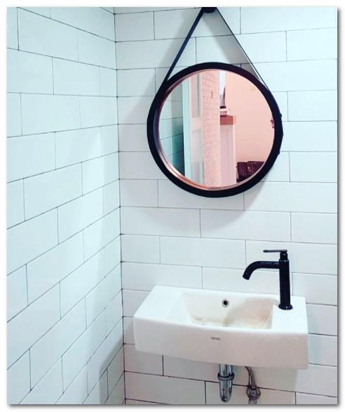 Cermin di Kamar mandi