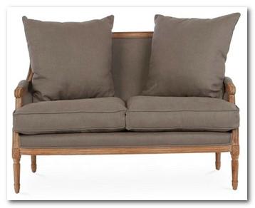 Sofa sandaran tinggi