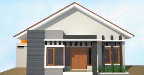 Rumah Letter U Design