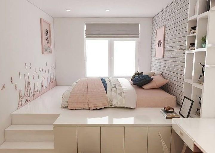 Kamar tidur spesial ukuran 3x4