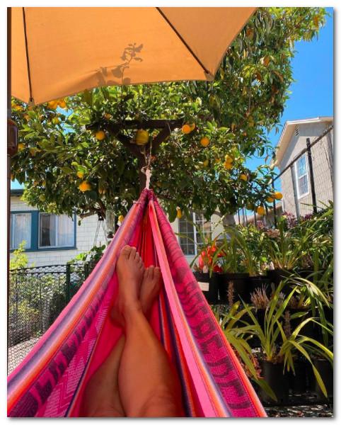 ayunan hammock