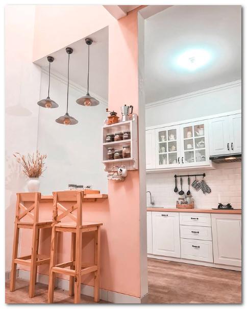 minibar keren pada dapur