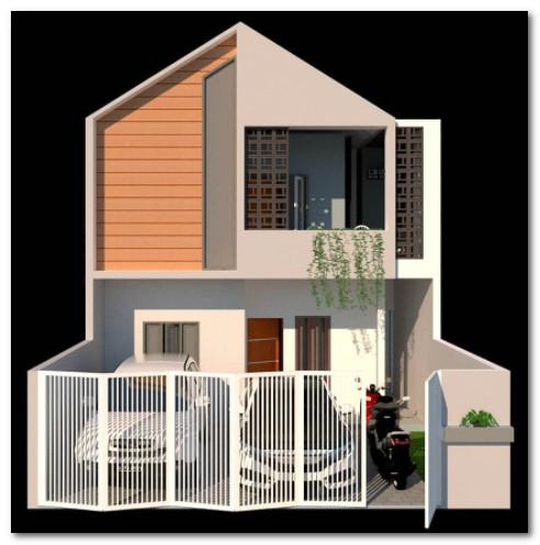 desain rumah perencanaan